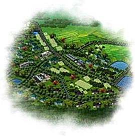 庐陵西池休闲度假区乡村振兴规划生态休闲