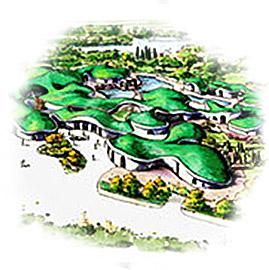 蓝调国际庄园乡村振兴规划农庄酒庄