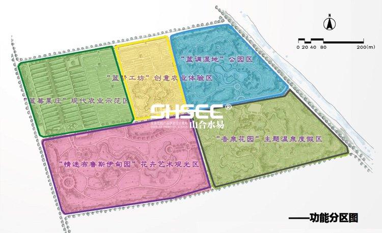 酒庄规划,酒庄设计,农庄规划设计