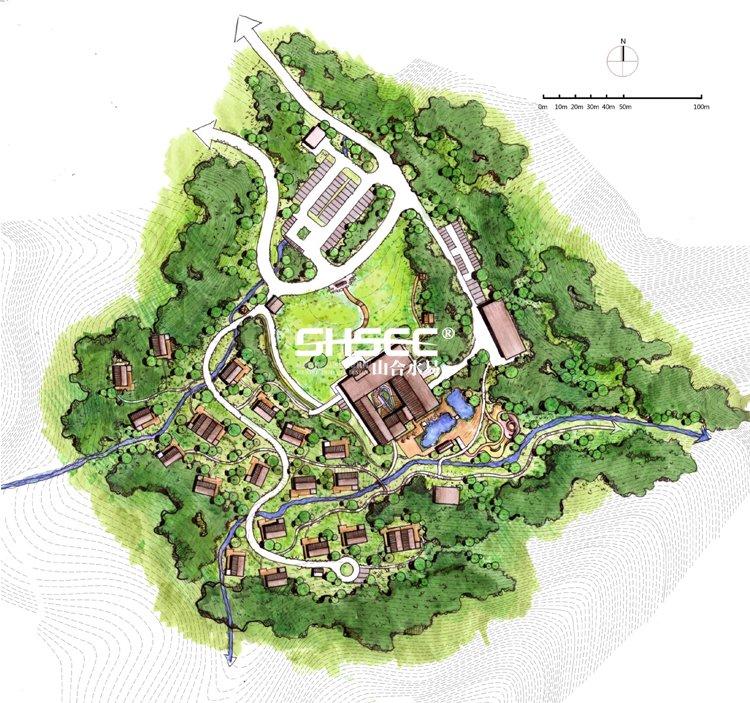 """一、项目背景: 历史悠久的武夷山,以世界自然与文化双重遗产而闻名于世,项目地位于武夷山国家森林公园腹地南平市建阳区白塔山,建阳作为""""朱熹宋慈故里,建本建盏之乡,国家级生态示范区"""",生态资源多样,被称为""""林海竹乡""""""""天然氧吧"""";人文底蕴深厚,曾是""""理学名邦""""""""图书之府""""""""七贤过化之乡"""",而今,这份经时光洗礼的气质成了武夷山新的发展机遇,以大武夷旅游为引擎,一系列休闲"""