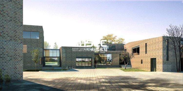 田园景观设计,乡村建筑设计,民宿设计,农业景观
