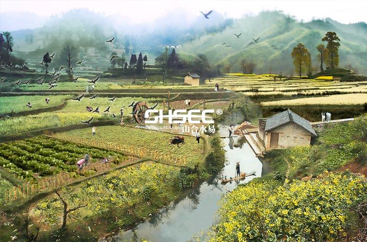 特色小镇规划,caopron 手机官网小镇规划,农业小镇规划