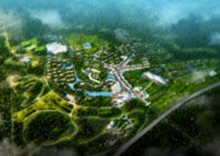 特色小镇 · 内蒙古包头市百善源养老小镇:养老产业具象化,打造首席四季绿色养老载体