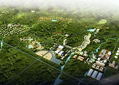 """特色小镇 · 山东省枣庄市杨峪·国际森林运动博览城:""""非典型""""的森林运动新城"""