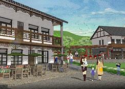 美丽乡村 · 贵州省遵义市海龙镇温泉村:用农舍风情消除城市化的美丽乡村项目