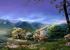美丽乡村 · 福建省龙岩市洋畲村:国家级生态文化示范村