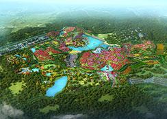 休闲农业 · 江西省吉安市三角梅农业主题公园:传统农业遇上文化创意的精彩
