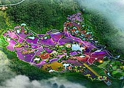 休闲农业 · 四川省绵阳市国际香草庄园:为绵阳打造一个普罗旺斯