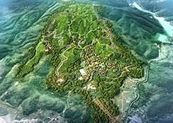 田园综合体 · 贵州省兴仁县黔仁茶田园综合体项目:茶园里的休闲体验