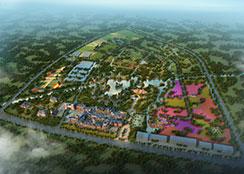 田园综合体 · 江苏淮安秀水湾生态农庄:英式风情与乡村结合的田园综合体项目