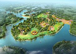 田园综合体 · 重庆市鹤山坪雨仙湖生态农谷:逐步开发配套设施,完善整体系统