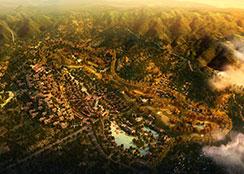 """养老养生 · 山东烟台""""南山·红麓""""养生养老度假区:注重体验,营造和谐的人居环境"""