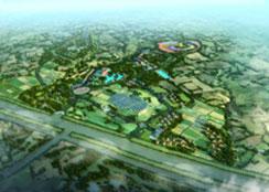 现代农业园 · 河南省洛阳市洛华台生态农业庄园;融合洛阳城文化的生态农业品牌