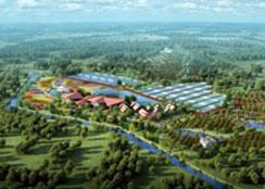 现代农业园 · 四川省南充市玛思特有机生态庄园:打造有机休闲生活方式