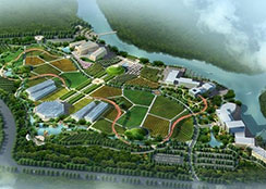 """现代农业园 · 宁夏银川滨河区""""万亩果园""""生态农业庄园:与长城、黄河等多元文化相结合的现代休闲农业示范园"""