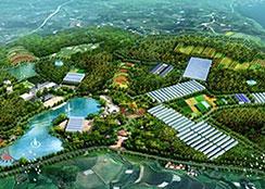 现代农业园 · 贵州省凤冈县盖阳山有机生态休闲度假庄园:有机农业与黔文化的完美结合