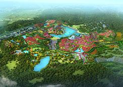 农业公园 · 江西省吉安市三角梅农业主题公园:传统农业遇上文化创意的精彩