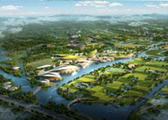 农业公园 · 河北省涿州市智慧农业公园