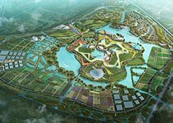 """农业公园 · 云南省红河州""""帕西河谷""""国家智慧农业公园"""