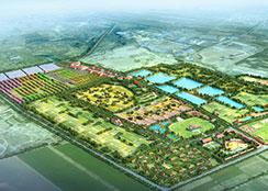 农业公园 · 新疆乌鲁木齐伍怡天宇国家农业公园:新丝绸之路上的美丽新田园