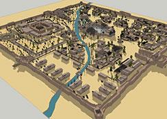 古村古镇 · 新疆吐鲁番鄯善县楼兰古城:丝绸之路上的融合明珠