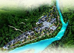 古村古镇 · 贵州铜仁梵净山傩文化小镇:以傩文化为魂打造民俗风情文化小镇