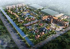 """建筑景观 · 江苏省南通市""""世界木屋博览园"""":发挥木屋文化,塑造特色建筑"""