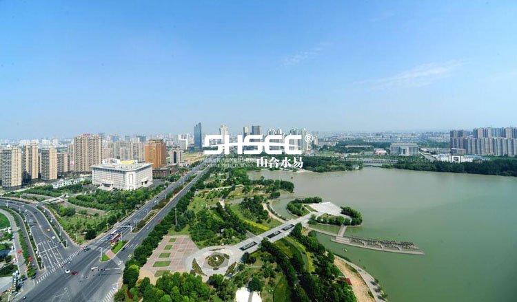 江苏省淮安市某特色小镇项目正式签署