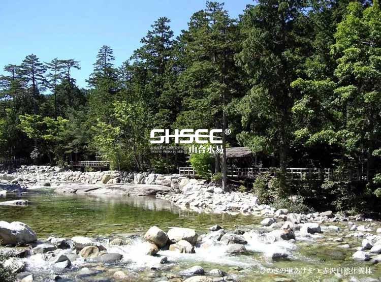 森林养生成为时尚的养生方式和新兴的健康产业