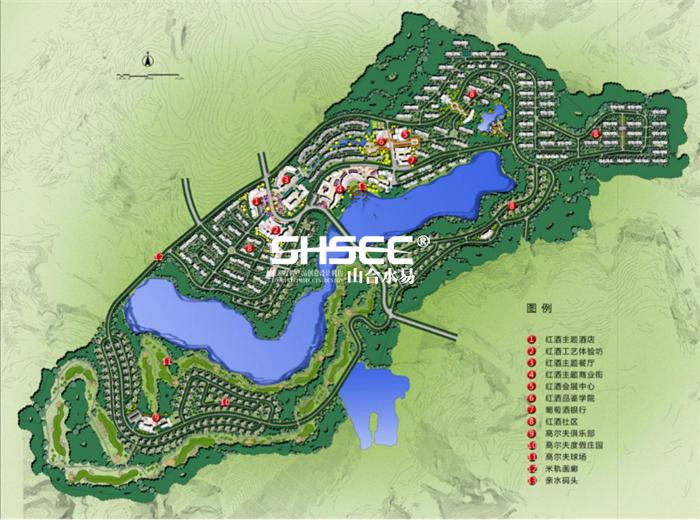 """项目类型:特色小镇 项目位置:云南省红河州弥勒市 项目规模:2700亩 一、项目背景 东风农场是一个隶属云南农垦总局属下的一个国有企业,1958年建场。农场形成了以葡萄为支柱柑橘为补充的产业格局,葡萄种植面积达30000亩,是""""云南红""""葡萄酒业有限公司主要原料生产基地,产品销往全国各地;在市场上形成了""""东风源""""葡萄和""""云南红""""葡萄酒两个驰名省内外的品牌。"""