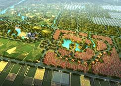 农庄酒庄 · 江苏徐州市织星庄园:当传统文化融入休闲农业,三产联动发展