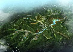 旅游地产文化与生态完美结合的特色小镇—河南?巩义明月文化养生小镇概念规划