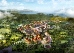 caopron|手机官网地产 · 以红酒为主题的大型生态休闲caopron|手机官网地产项目——中国卢龙•柳河山谷