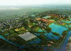 生态休闲 · 江苏省常州市武进现代农业乐园:深挖乡土、村园合一