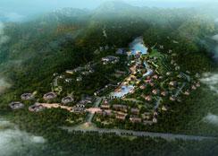 生态休闲 · 福建屏南天溪台生态度假村:郊野休闲度假新模板