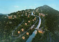 生态休闲 · 河北省保定市野三坡caopron|手机官网综合体:灾后的景区转型建设