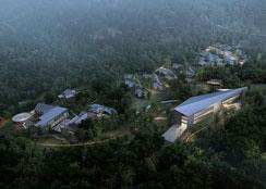 生态休闲 · 江西省上饶市三清山道文化养生度假区:峡谷里的道教养生