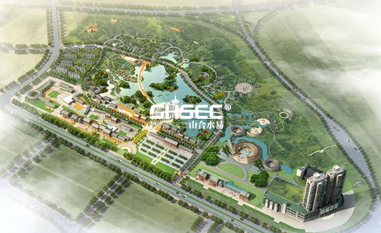 休闲商业街区规划设计,文化街区规划设计,休闲商业规划设计