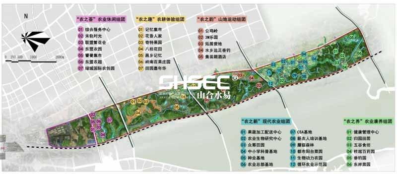 广西南宁国际农业公园,国家农业公园,农业公园规划