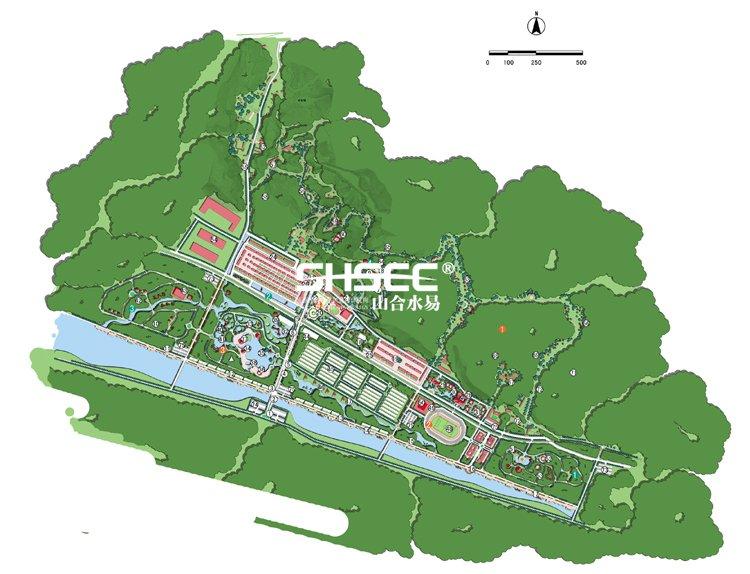 兴宁市合水镇地图