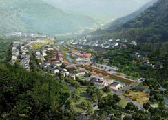 caopron|手机官网地产 · 文化与生态完美结合的特色小镇—河南•巩义明月文化养生小镇概念规划