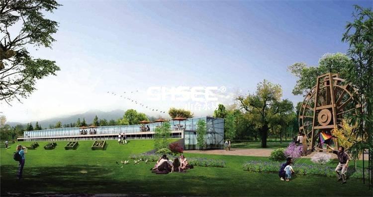 观光农业园区规划设计