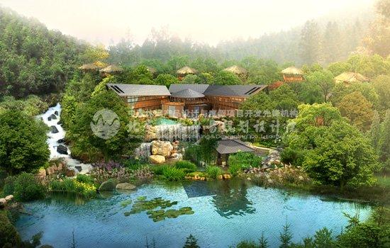 上杭岭背村休闲旅游度假区项目策划暨总体规划