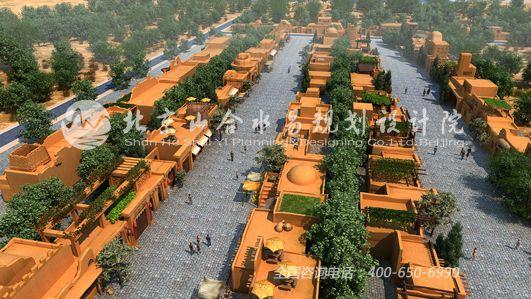 创意景观_北京山合水易旅游规划设计院