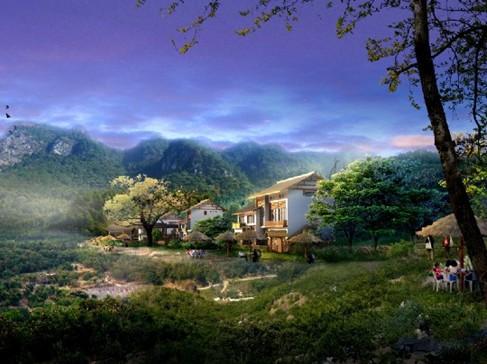 龙岩洋畲原乡生态旅游度假区修建性详细规划