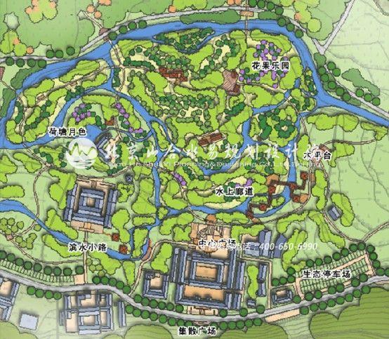 农村住宅设计平面图   右的新农村设计图   榆红村新农村建设