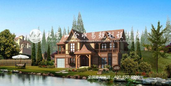 木屋小镇规划设计