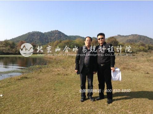 湖北红安县庄园规划项目--金银花海,神鳌庄园-旅游