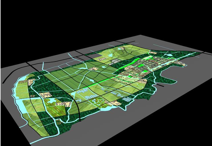 休闲农业园区规划设计理念和原则图片