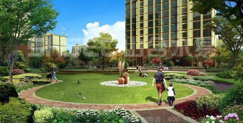商业广场入口景观设计